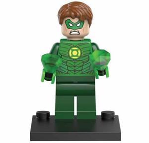 500 diferente del héroe estupendo mini figuras Bloques Marvel Avengers Green Lantern DC Liga de la Justicia Batman la construcción de bloques de los niños regalos