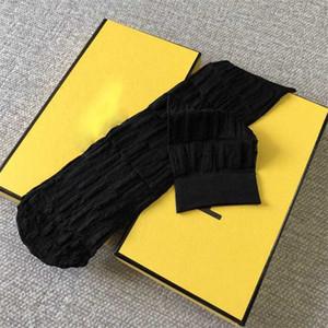 كامل F رسالة المرأة القصيرة جوارب الحرير الموضة الجديدة شبكة رقيقة تنفس الجوارب بنات جنسي الأسود الوردي سوك الجوارب 5 ألوان