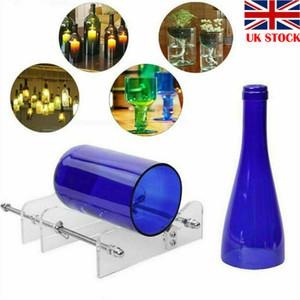 Botella de vino Vaso de cerveza perfecta herramienta de corte de reciclaje kit DIY de la máquina del cortador enviará en color al azar
