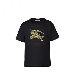 Boys Summer Leisure Time Shirt New Pattern Baby Short Sleeve Jacket cute T-shirt Children's Clothes 010502