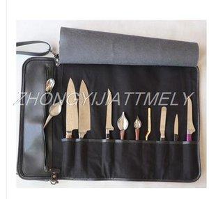 نحت سكين، الشيف نقية حقيبة جلدية سكين مطبخ حقيبة تخزين سكين، طاه خاص