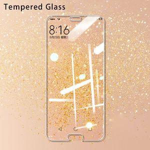 9H vidrio templado transparente para Huawei P40 P30 P20 Pro Lite P10 Pantalla Plus Mate30 Mate20 X Lite Mate10 2.5D de cristal película protectora