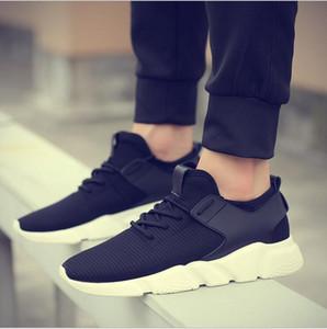 Venda Hot Top 2020 antiderrapante Chaussures designer de moda S Shoes Formadores Branco Vestido Preto De Luxe Sneakers Homens Mulheres tênis de corrida