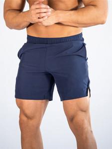 Nouveau Mode Hommes Shorts Échouer pantacourt Sweatshorts Pantalons Bodybuilding Fitness court Hommes Shorts Gymnases Joggers