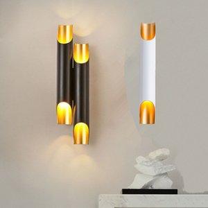 Lâmpada De Parede de quarto moderna réplica uma deliciosa sala de estar de LED Luminaria Luminaria iluminação de candeeiro de cabeceira
