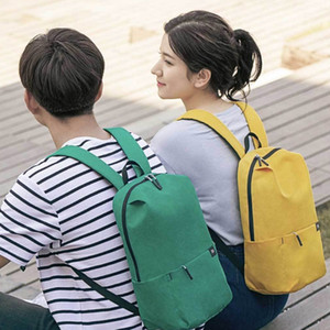 Original Xiaomi Mi Backpack 10L Bag 8 Colors 165g Urban Leisure Sports Chest Women Small Size Shoulder Unise