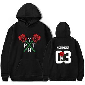 Payton Moormeier Merch Hoodie New Women Men Social Media Stars Hooded Hoodies Funny Tshirt Tops Black