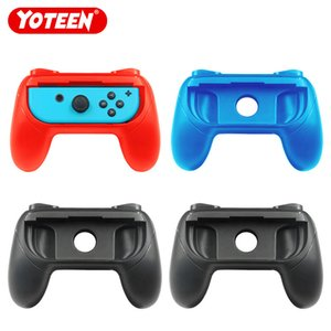 Yoteen Grip for Nintendo Switch Controller 2 Pack N-Switch Joy-con Grip Holder Handle Kit