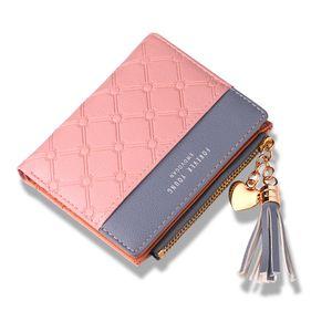 Wholesales New Fashion Hot sale short women wallet card holder wallet coin purse