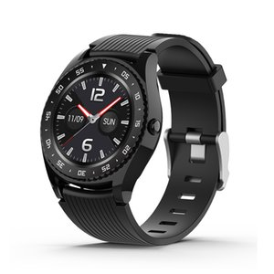 M12 HD Anruf Smart Watch Men Smartwatch für Android IOS Fitness Sport der Männer 2020 Wach 2G Sim TF Karte Smartwatches