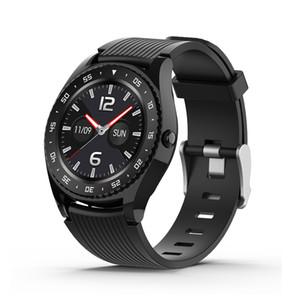 M12 HD Çağrı Akıllı İzle Erkekler Smartwatch İçin Android IOS Spor Spor Erkek 2020 Wach 2G Sim TF Kart Smartwatches