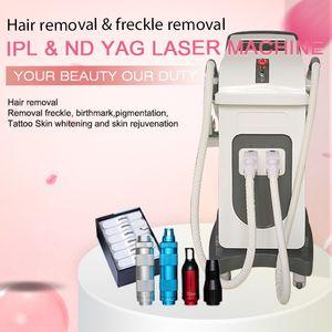 вертикальные две ручки IPL удаления волос opt IPL машины удаления волос shr машина внимательности кожи доставка DHL