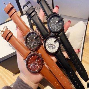 Новая мода импортировала дизайнерские часы из телячьей кожи с пряжкой из нержавеющей стали wild watch