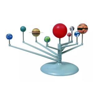 مبيعات الساخنة الشمسية ديي تسعة كواكب القبة السماوية نموذج كيت مشروع علم الفلك علوم التعليم المبكر للأطفال ألعاب