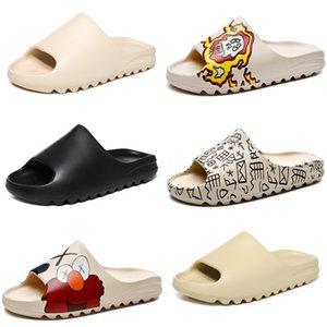 Merkmak 2020 New Summer Sandals Beach Sandals Breathable Men'S Shoes Genuine Leather Men'S Causal Shoes Plus Size 38-47#576