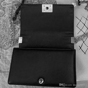 mango89711 Frauen Modetaschen Silberkette Qualitäts-Material Designer Fahsion Handtaschen Portemonnaie Frankreich Paris-Art-Einkaufstasche Totes