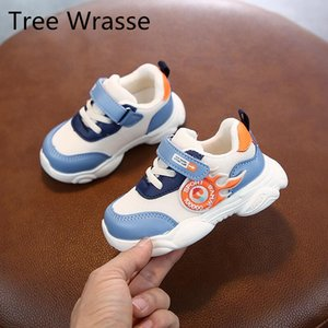 Autumn baby girl toddler shoes baby children's sports shoes new cartoon functional children's boys functional