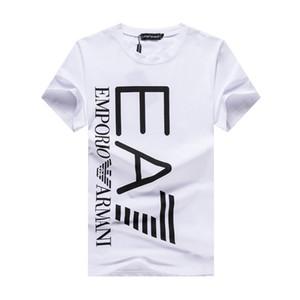 camisa 2019 dos homens da marca dos homens de negócios informais, camisa Sleeved longo listrado, Associação Moda novas dos homens, camisa pólo A86