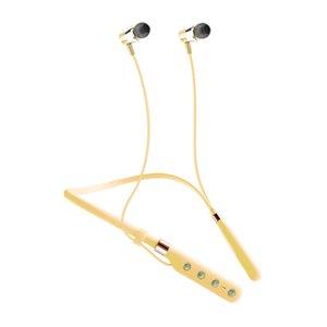 Chegada nova alta qualidade Bluetooth Headphone Wireless Headset Desporto Headphone Profissional Neckband Esporte Fone de ouvido Bluetooth