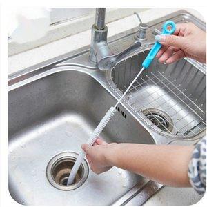 Home & Garden Long Flexible Radiator Heater Dust Sewer Bristle Brush Dredger Cleaner 71cm*2.6cm Drain Cleaners