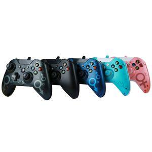 لجهاز تحكم لعبة ميكروسوفت يو اس بي Wired Bluetooth متحكم لعبة فيديو التحكم مع حزمة التجزئة