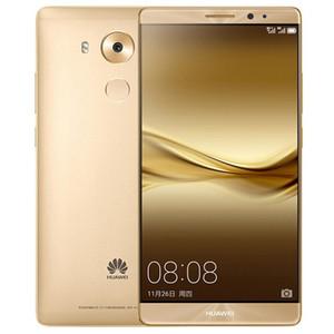 "Original Huawei Mate-8 4G LTE-Handy 4GB RAM 64GB 128GB ROM Kirin 950 Octa-Core Android 6.0"" IPS 16MP Fingerabdruck-ID Smart Mobile Phone"