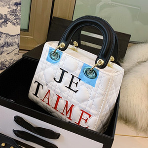 fashion Designer Handbags Women Fashion Luxury Shoulder Bags Ladies Brand Crossbody Message Bags High Quality Lady Classic Tote 2020599K