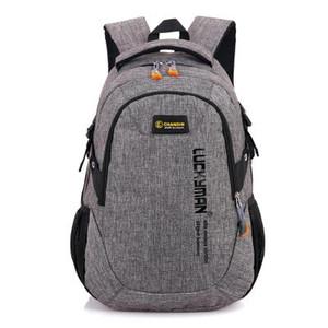 Открытый Мужчины Туризм Рюкзак Рюкзак Высокое качество Спортивные рюкзаки девочек-подростков Мужская сумка для ноутбука школа Кемпинг Climbing сумка