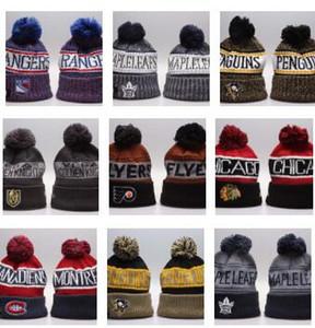 Зимняя шапка для мужчин в виде шапки из шерсти НХЛ Шапка Gorro с капюшоном из Сан-Хосе Шапочка Бостон Брюинз Питтсбург Пингвинз Зимняя теплая шапка