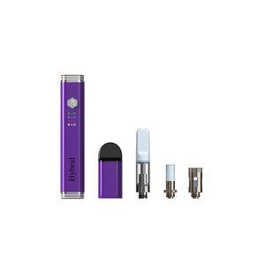 2019 Тонкий портативный мини воск Испаритель Micro USB зарядное устройство Vape системы перезаряжаемая Case укрываемый Dab Atomizer Vape Pen