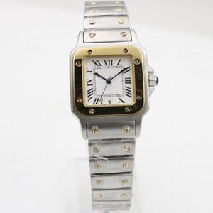 regarder les femmes de mouvement à quartz Sants mouvement montres tick montres en acier inoxydable montres montre de la batterie 24