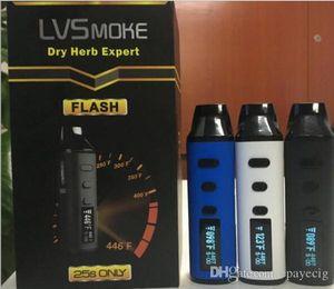 new wax dry herb vaporizer flash vapor pen starter kit 1600mah ceramic heating chamber low temperature 2018 hot selling herbal vape