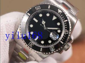 Homme Version V10 Montres étanche en acier 904L automatique Cal.3135 Montre céramique Lunette de plongée 116610 hommes NoobF N usine Eta Montres-bracelets