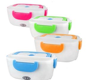 점심 상자 다기능 휴대용 전기 난방 도시락 보온 숟가락 멀티 컬러 39fs C R DHL 무료