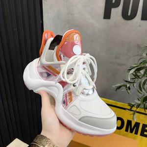 2020 Chaussures Kadın Ayakkabı Archlight Sneakers Tasarımcı Erkekler Ayakkabı Tripler Lüks Kadınlar Tasarımcı Ayakkabı Vintage Üçlü Casual Baba Sneaker S