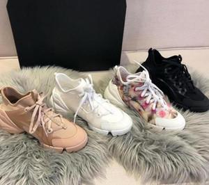 Printemps Eté classiques chaussures de sport de haute qualité femmes noires chaussures blanches marron respirant VOYAGER chaussures de sport