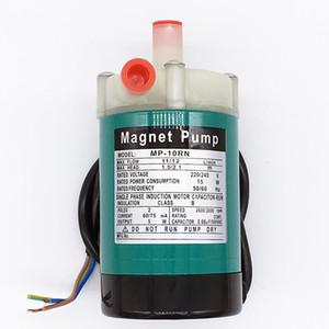 304 Edelstahlkopf Magnetpumpe MP-10RN, Homebrew, Lebensmittelqualität Hochtemperatur Widerstand 140c Bier Magnetische Antriebspumpe