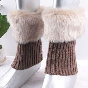 New Arrival Women Fashion Winter Warm Boot Socks Crochet Short Socks Stretchy Leg Warmers