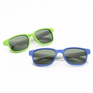 Silicone children polarized sun baby small square frame for men and Sun sunglasses Silicone sun glasses women