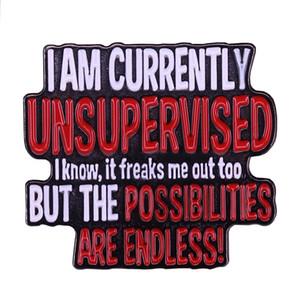Al momento non sono sorvegliato, so che mi fa impazzire, ma le possibilità sono infinite