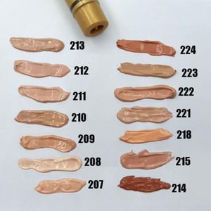 Marque Correcteur Maquillage Base Maquillage Couverture Extrême Couvrant liquide Fondation Hypoallergénique Imperméable À L'eau 30g Pas Cher Conceal Skin 14 couleur