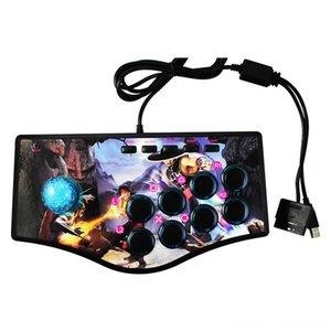 Cdragon Bilgisayar Arcade Kontrolörler Oyun Kolları Oyun Aksesuarları Rocker Evrensel PC Arcade Joystick Android Sokak Oyun Gamep Dövüş Oyna