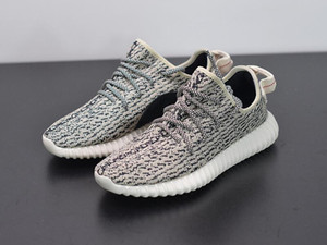 Hot Sale Turtle Dove Blue Grey White Man Athletic Designer Shoes Amazing AQ4832 Kanye West Woman Fashion Trainers Best Quality Come With Box