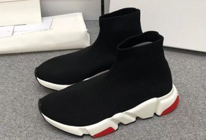 여성 캐주얼 드레스 신발 최고 품질의 에이스 스니커즈 크기 35--46를 운동화 남성 디자이너 패션 높은 양말 신발
