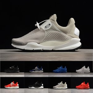 Designer Presto Mesh Fragment X Sock Dart SP Lode Women Mens Trainers Shoes Blue Black White Red Breathable Woven Running Shoes