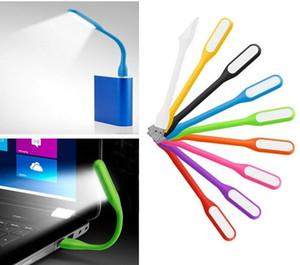 Gadgets Periféricos de computador Novidade Iluminação Notebook Laptop Luzes Portátil Teclado USB Lâmpadas Mesa Mesa LED Mini Luzes Do Livro