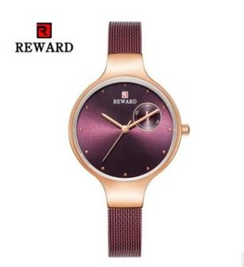 47Fashionable female watch web celebrity calendar small eye fashion cross-border hot style watch with table box