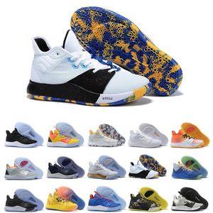 Rabatte PG 3 Black Mamba Mentality Schuhe 3s Nasa Verschiffen-Qualitäts-PG3-Basketball-Schuhe Sportschuhe