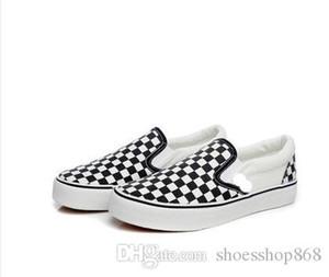 Mujeres de la manera del verano de los zapatos ocasionales zapatos cómodos plano ocasional con cordones de los zapatos de mujer Calzado slipony las mujeres del ocio de lona