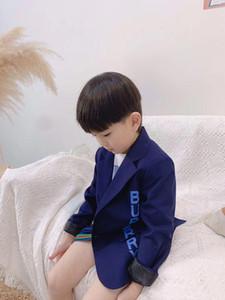 Menina da mola e meninos listrado casacos crianças blazers casacos outerwear crianças roupas topos
